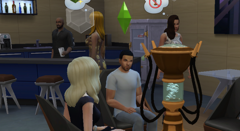 Illustration for article titled I Put A Bunch Of Celebrities In The Sims 4 And Drake Got Owned