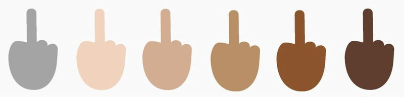 Illustration for article titled Lo mejor de Windows 10 será enseñar el dedo (literalmente)