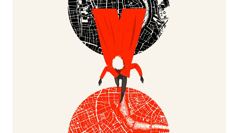 Illustration for article titled V.E. Schwab's Magnificent Darker Shade of Magic Could Be a TV Series!
