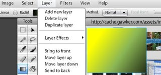 Illustration for article titled SUMO Paint Puts Photoshop-Style Editing in Your Browser