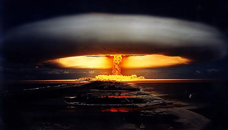 Donald Trump cree que Estados Unidos debe aumentar su arsenal de armas nucleares