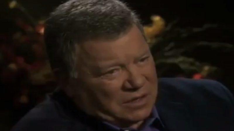 Screenshot: William Shatner's Raw Nerve