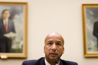Ray Nagin (Brendan Hoffman/Getty Images)