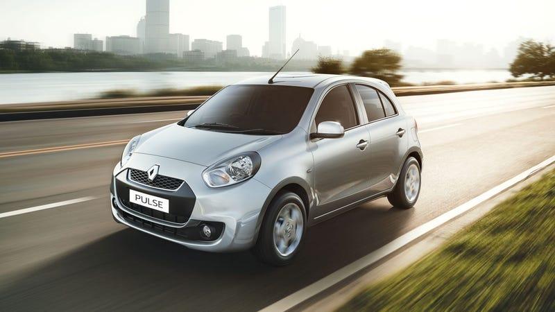 Illustration for article titled Renault Pulse
