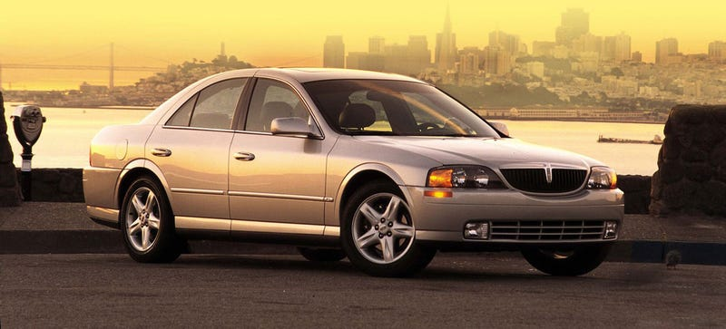 Illustration for article titled Was The Lincoln LS Actually Any Good?