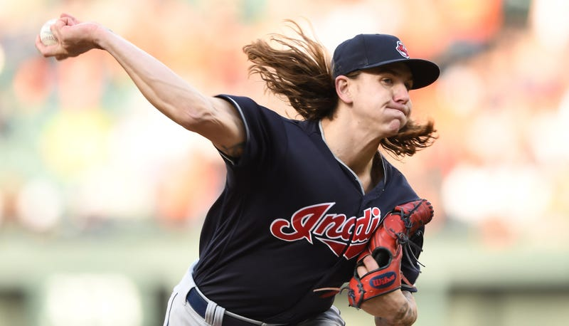Illustration for article titled MLB Warns Mike Clevinger For Having Fun With His Cleats