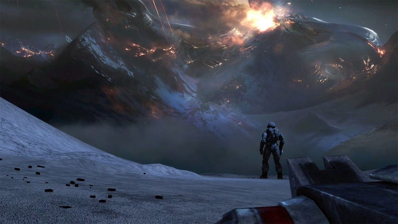 Illustration for article titled 'Destiny' The Next Game From Halo Creators, Says Source
