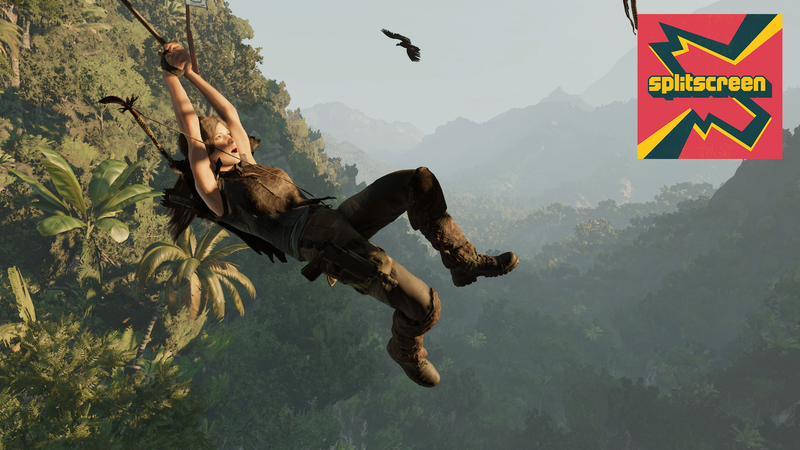 Illustration for article titled We're Worried The NewTomb Raider Is Getting Overshadowed