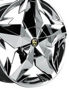 Illustration for article titled Chrome Rims Lead to Murder Suspects