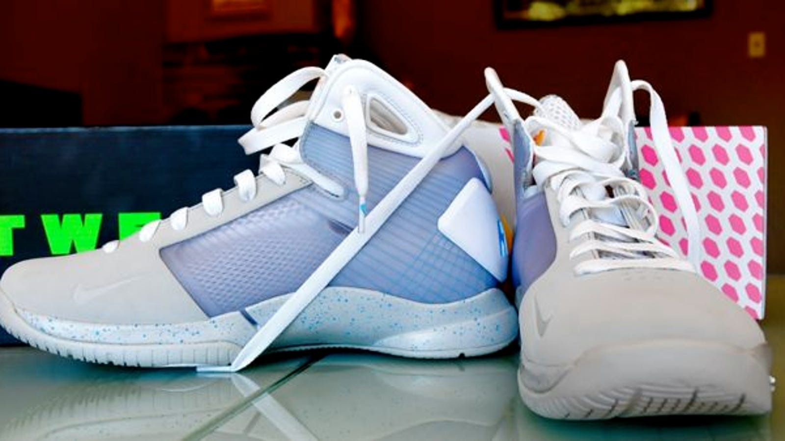 561676e86b4d Feet On  Nike s Hyperdunk 2015 Sneakers Bring Me Back to the Future