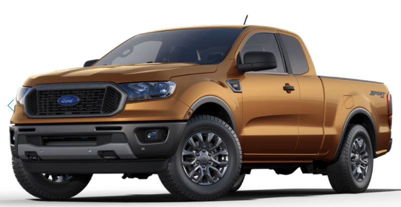 Illustration for article titled So apparently the '19 Ranger Configurator is still up. So I built one just the way I like it