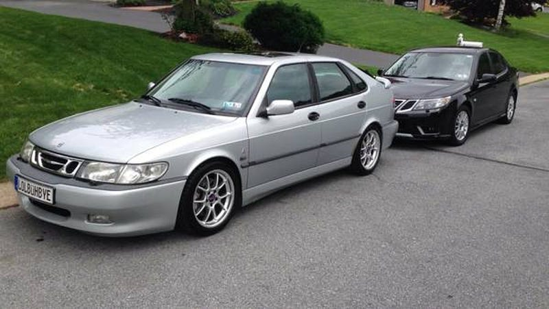 Illustration for article titled How About This Clean 2000 Saab 9-3 Viggen For $6,500?