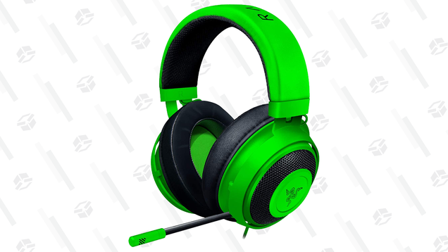 Get Yelled at by Children on the Internet Through Razer s Kraken Gaming Headset for $50