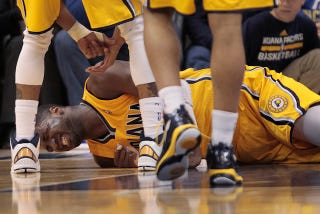 Illustration for article titled The Pacers Have Hit Rock Bottom