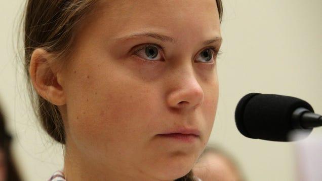 Greta to Congress: 'End Fossil Fuel Subsidies Now'