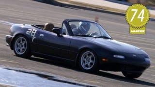 Illustration for article titled 1996 Mazda Miata: The Jalopnik Review