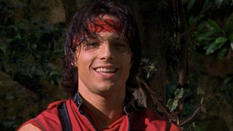 Power Rangers Star Charged With Murder After All