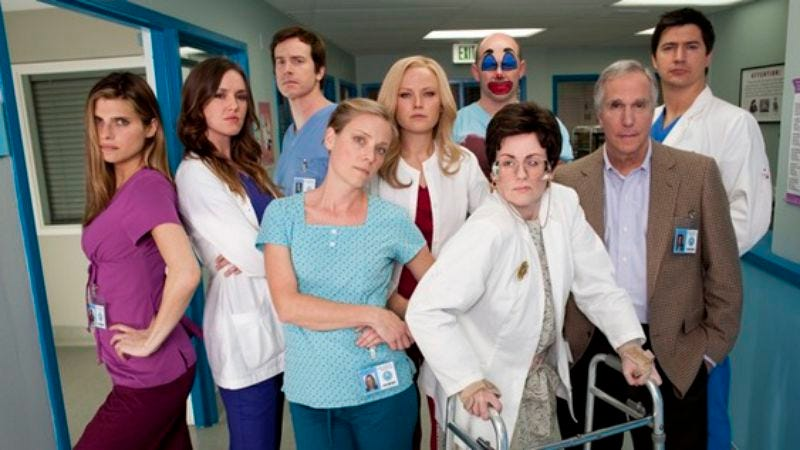 Illustration for article titled Childrens Hospital will get a fourth season