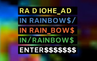 Illustration for article titled Radiohead Selling In Rainbows on CD Via One of the Big Four in January