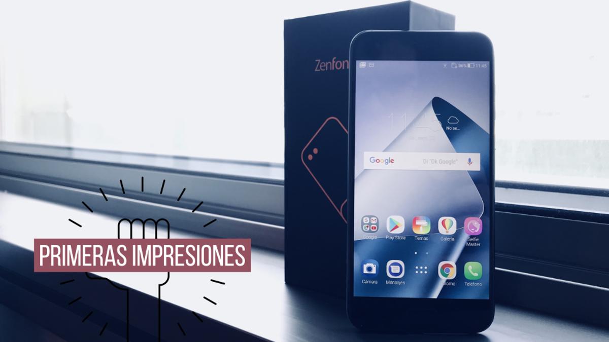 464b136c72ad Probamos los Zenfone 4  los nuevos teléfonos de Asus son excelentes ...
