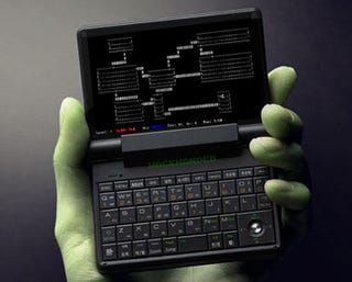 Illustration for article titled A Handheld Just For Text Adventures?