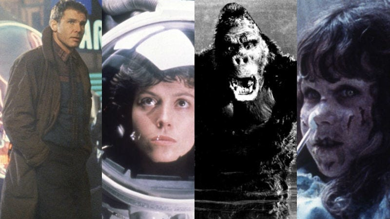 12 Scifi Movies That Totally Deserved to Win Best Picture Before The Shape of Water
