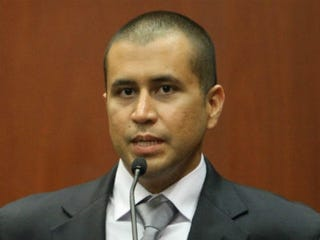 George Zimmerman (Getty Images)