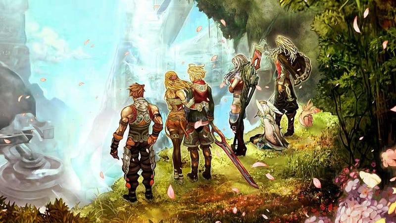 Illustration for article titled Xenoblade Chronicles Gave Me What I Wanted From a JRPG