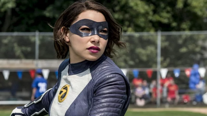 Familial strife bubbled up to the surface for Nora in this week's Flash.