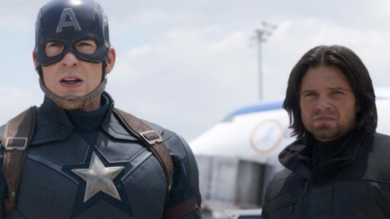 Illustration for article titled New Civil War Deleted Scene Reveals a Playful Nod to the Comic Book Captains America