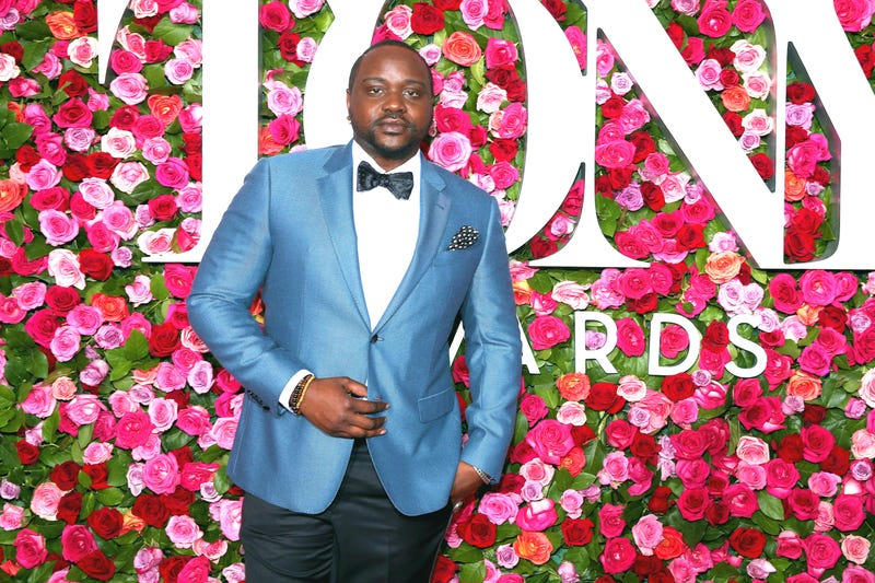 Brian Tyree Henry attends the Tony Awards in New York City on June 10, 2018.