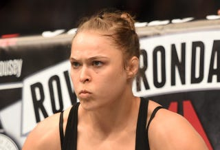Illustration for article titled Ronda Rousey Wants To Hurt Her Next Opponent Very Badly