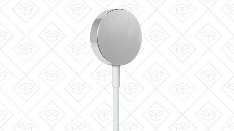 Cargador Apple Watch, $22 con descuento Prime del 20%