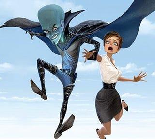 Illustration for article titled First Look At Dreamworks' Supervillain Epic, Megamind