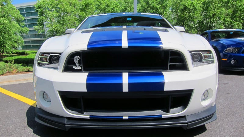 first drive: 2013 ford shelby gt500