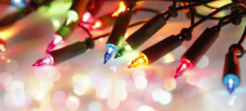 a single strand of broken lights is nearly worthless but 20 million pounds of broken lights is a valuable commodity welcome to the christmas tree light