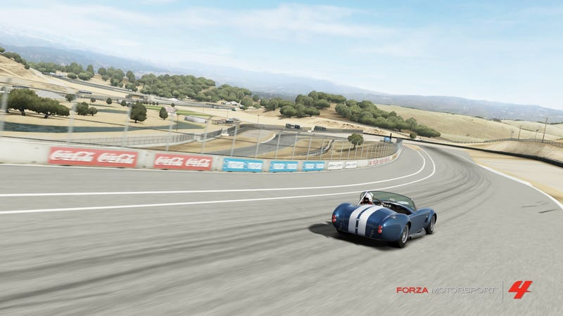 Illustration for article titled Round 1 of the Oppo Fourza Classic Roadsters Series Starts in One Hour