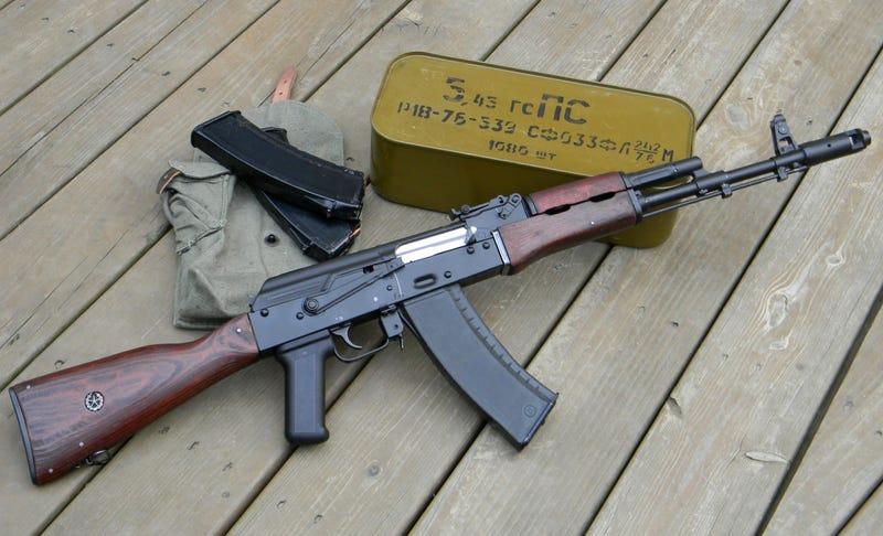 Illustration for article titled Kalasnyikov for Dummies 3.: Az 5.45 és az AK-74