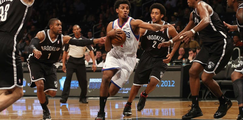 Nick Young (Bruce Bennett/Getty Images)