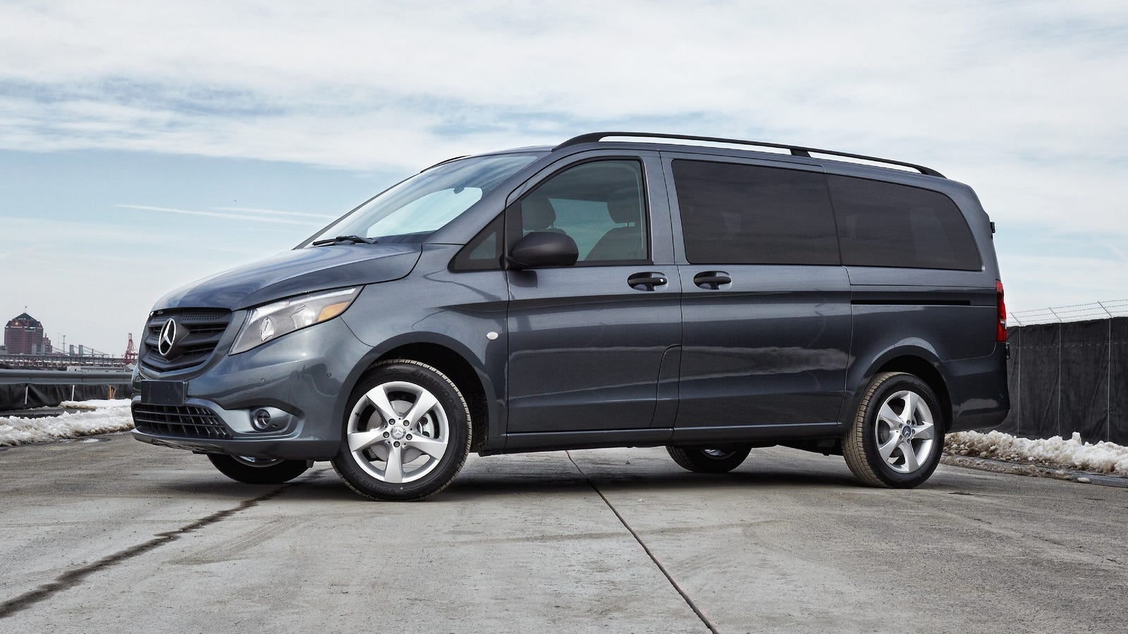 Mercedes Will Sell You A Real Actual Mercedes Minivan