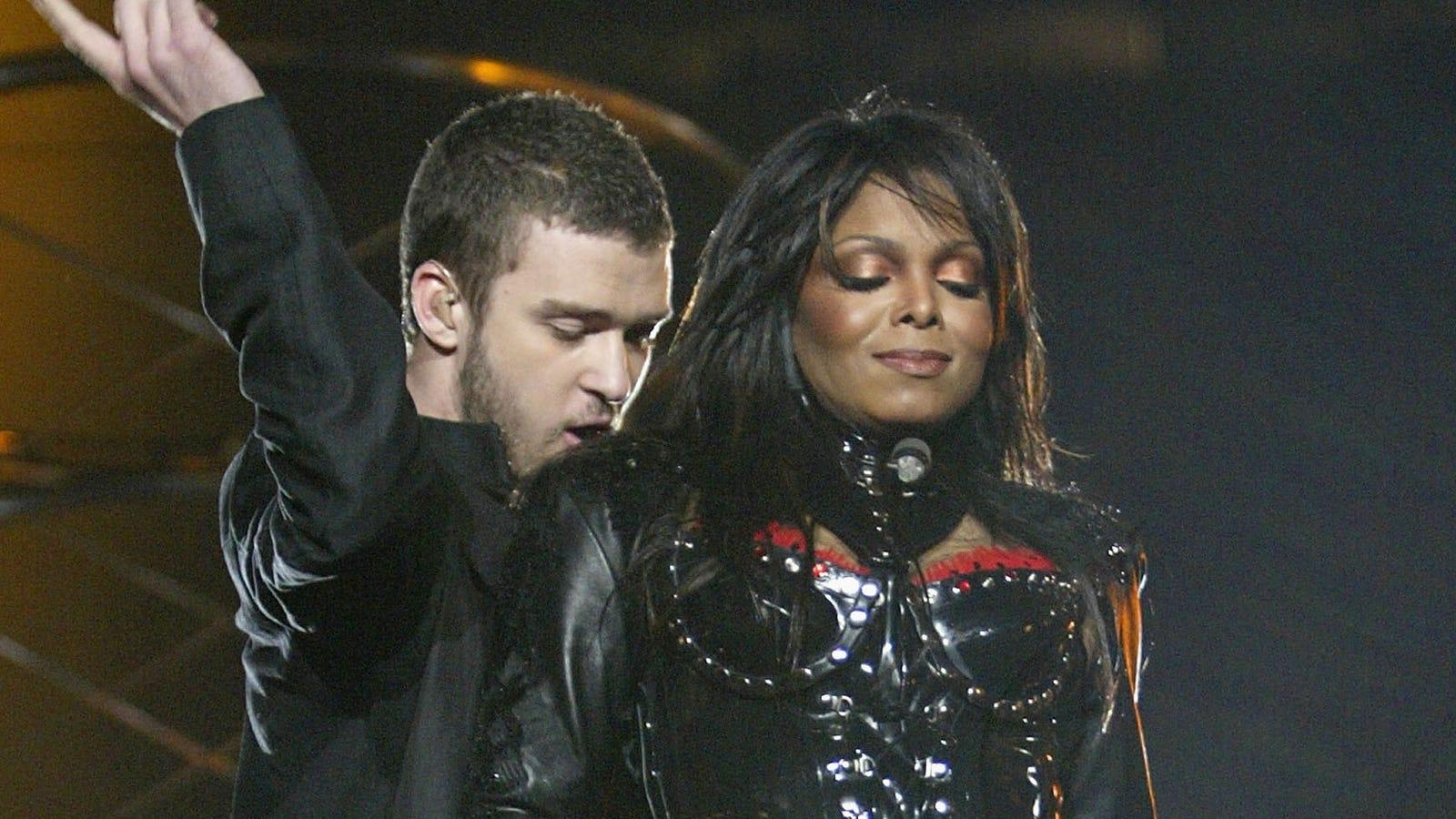 Justin Timberlake, Damn It, Just Invite Janet Jackson To -7164