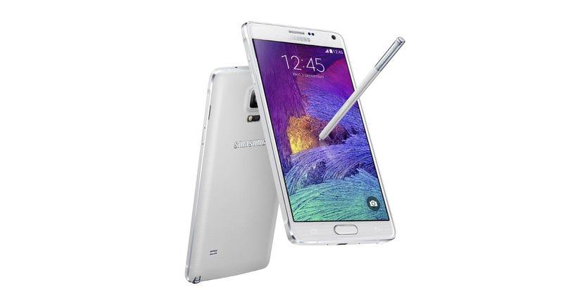 Illustration for article titled El Samsung Galaxy Note 4 llega a México: disponibilidad y precios