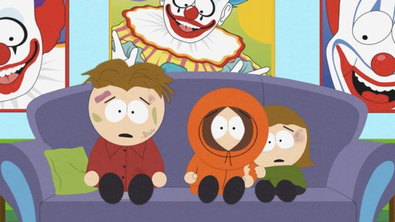 "Illustration for article titled South Park: ""The Poor Kid"""