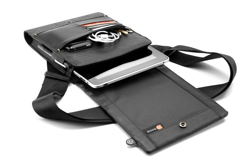 There Are Plenty Of Ipad Bags Which Delightfully Charming But Lack Proper Pockets For All Your Mobile Gadgets The Booq Boa Push Bag On Other Hand