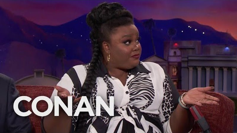 bupsexdltdaroisorbsq - Enjoy This Story From Nicole Byer About Finding Poop In an Airplane Blanket