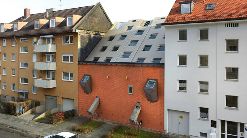 Illustration for article titled It's Hard to Believe These Impossible Buildings Aren't Real
