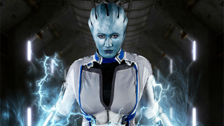 Illustration for article titled By The Goddess, Look At This Wonderful Mass Effect Cosplay