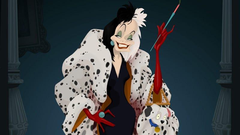 Illustration for article titled Disney's Misunderstood (?)  Feminist (?) Icons (?), Drawn Lovingly