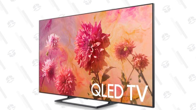 Samsung s Best 2018 TV Has Never Been Cheaper