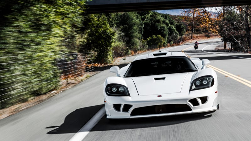 Illustration for article titled Your Ridiculously Awesome Saleen S7 Wallpaper Is Here
